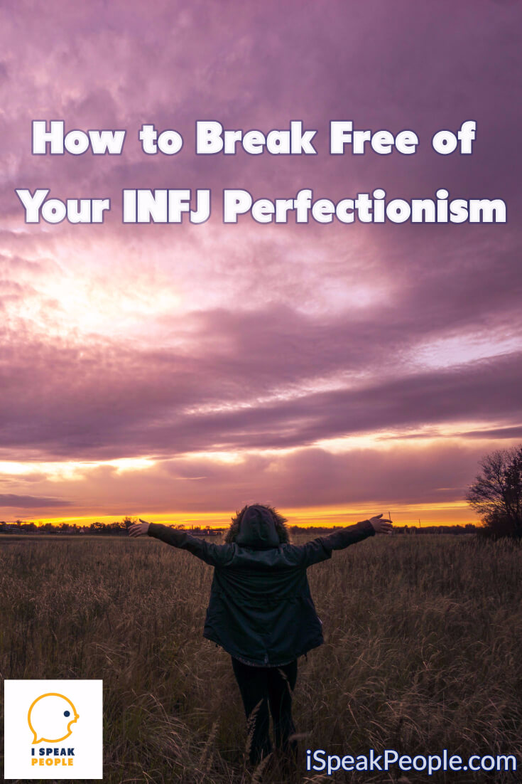 Are you tired of letting your INFJ perfectionism hold you back from your potential? Check out these four practical steps for breaking free!