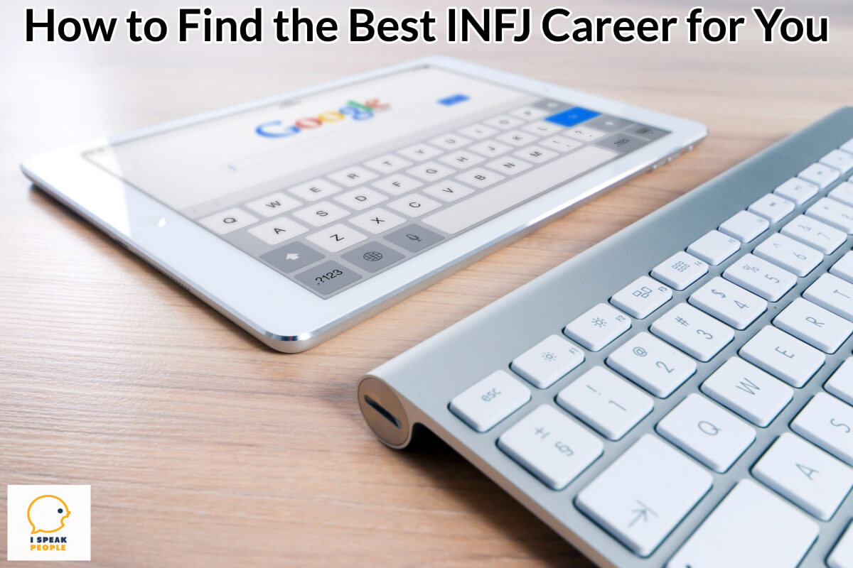 What's the best INFJ career for you? What factors do you need to keep in mind as you search for work you'll love? Read this post to learn 4 major ones!