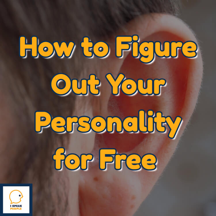 Knowing your personality and how your wired can give your life direction and purpose. Check out this post to figure out your personality for free!