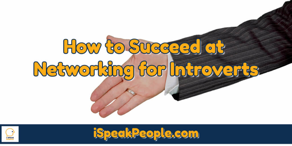 You don't have to be an extrovert to succeed at networking. Introverts can excel too! Check out 11 tips on networking for introverts.