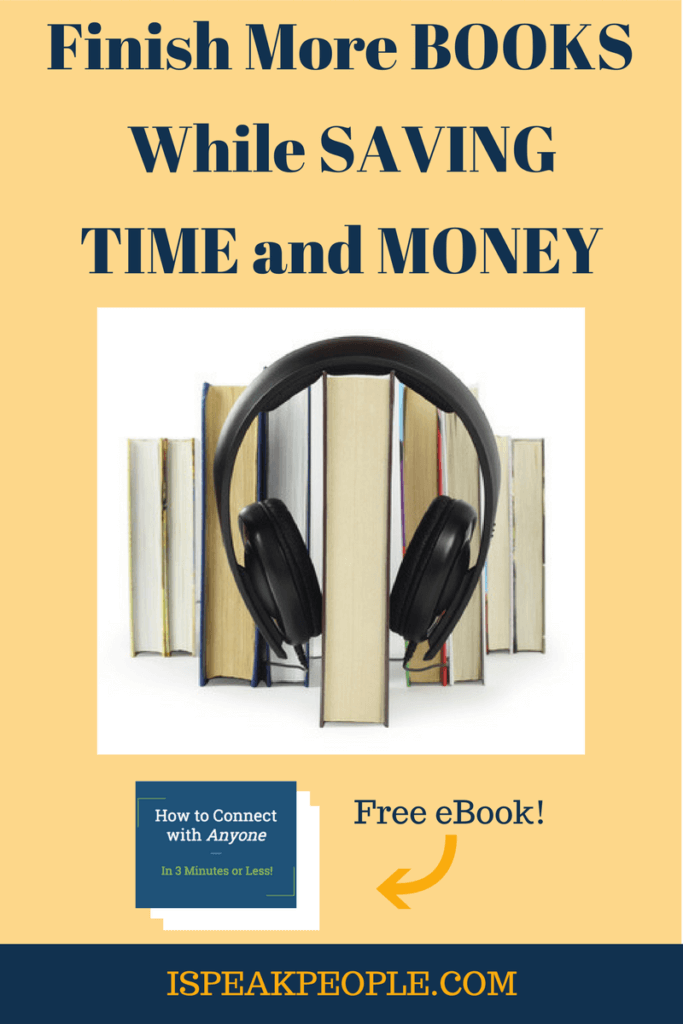 You don't have to sacrifice your priorities, time, or money to reach your reading goal this year. Check out four ways you can listen to audiobooks for free.