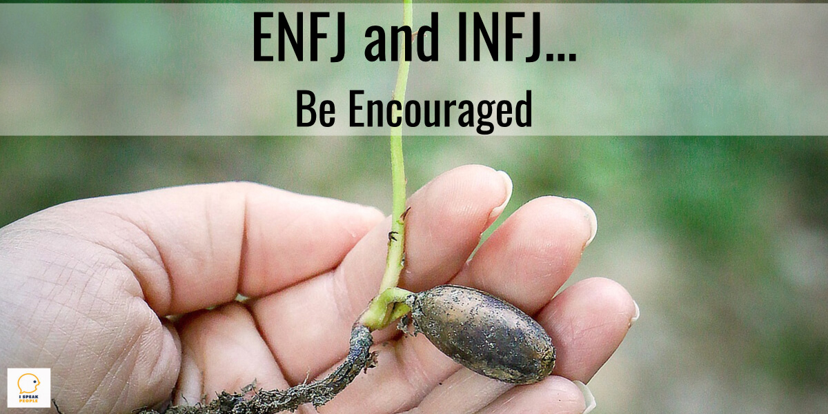 Why is an ENFJ and INFJ relationship a great thing? Check out this post to find out how just how much INFJs can learn and benefit from getting to know a quality ENFJ!